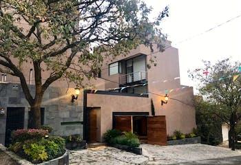 Lomas de Padierna, Casa ecológica en Condominio horizontal.