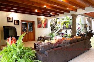 Casa en venta en La Estadia, de 2,287mtrs2
