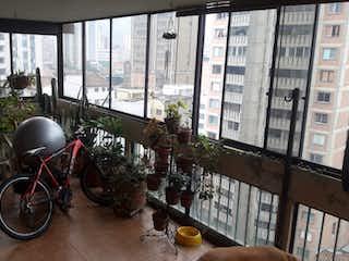 Apartamento en venta en La Candelaria de 4 alcoba