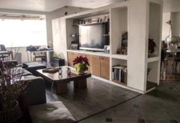 Apartamento en venta en Colonia Cuajimalpa de 3 recámaras