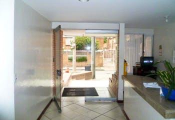 Apartamento En Barrio Cedritos, Cedritos, 2 Habitaciones- 80m2.