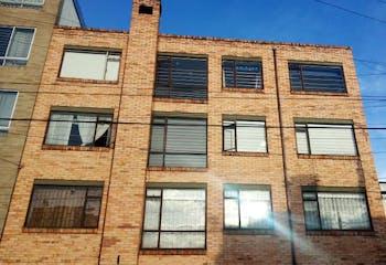 Apartaestudio en Bogotá, Santa Maria Del Lago - con garaje cubierto e independiente