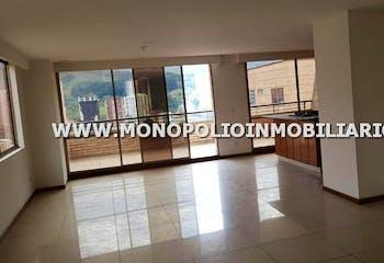 Apartamento Duplex en venta en Sector Betania, Sabaneta. Con 5 Habitaciones-326mt2