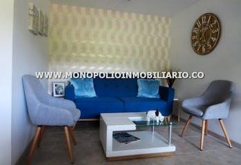 Apartamento En Venta - Sector Loma Del Barro, Envigado Cod: 16081