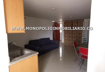 Apartamento en Santa Monica, La America - 59 mt, 4 piso, dos alcobas
