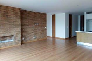 Apartamento de 145,29m2 en Bogotá, Chico Navarra - con tres habitaciones