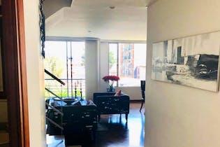 Apartamento de 127m2 en Bogotá, Santa Bárbara Central - con cuatro habitaciones