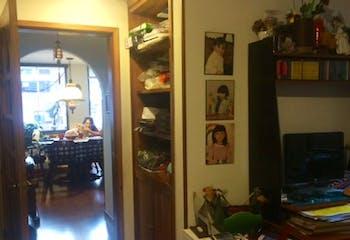 Apartamento de 101m2 en Bogotá, El Contador - con dos alcobas