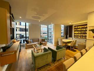 Apartamento en venta en El Virrey, 110mt