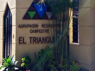 Vendo Lote en Agrupacion Residencial Campestre El Triangulo - Chia