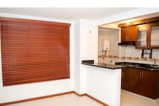 Apartamento en la Campiña, Suba con tres habitaciones