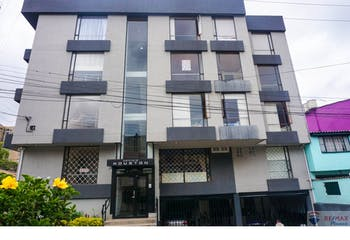 Apartamento de 48m2 en Cedritos Norte, Bogotá - con dos habitaciones