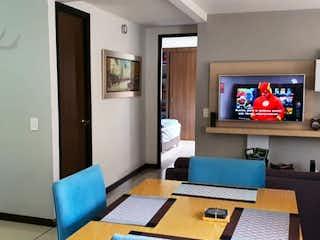 Apartamento en venta en Mesa de 1 alcoba