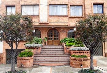 Apartamento de 32m2 en Lisboa, Bogotá  - con hall de acceso