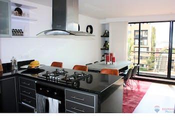 Apartamento en venta en Casco Urbano Chía de 3 alcobas