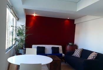 Departamento en venta, Roma Norte 63 m² con roof garden