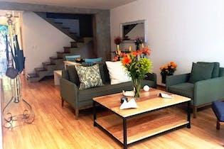Departamento en venta, Roma Norte 115 m² con terraza