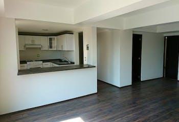 Departamento en venta, Roma Norte 90.45 m² con terraza