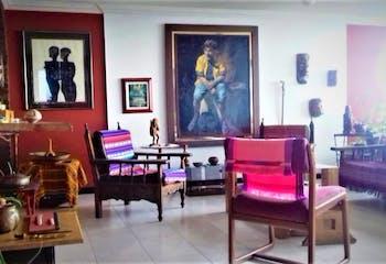Apartamento en venta en Las Aguas, 126m² con Jardín...