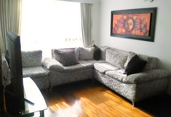 Apartamento de 69m2 en Andes Norte, Bogotá - con dos habitaciones