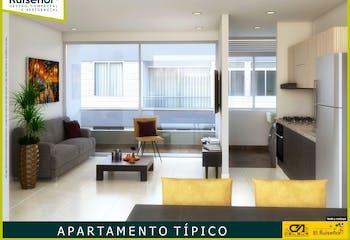 Ruiseñor, Apartamentos en venta en Casco Urbano Caldas de 1-2 hab.