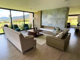 Yerbabuena Espectacular Casa Campestre con Vista Verde