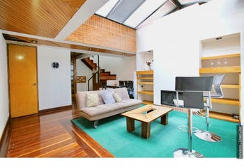 Apartamento de 89m2 en el Contador, Bogotá - con dos habitaciones