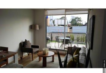 Apartamento de 67m2 en Cajicá - de tres alcobas