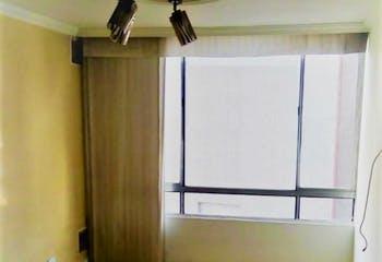 Apartamento En Venta En Bogota Castilla Occidenta, Con 3 Habitaciones-52mt2
