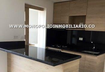 Apartamento en Las Brisas, Sabaneta - 62 mt, tres alcobas