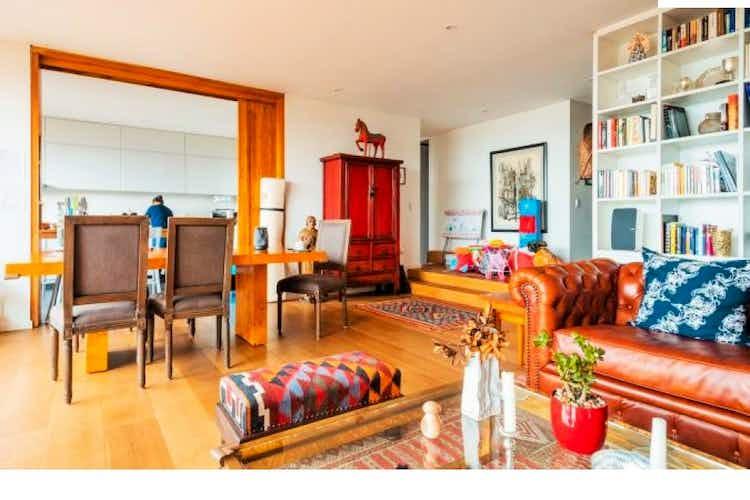 Portada Apartamento de 226m2 en El Refugio, Bogotá - con terraza de 110m2