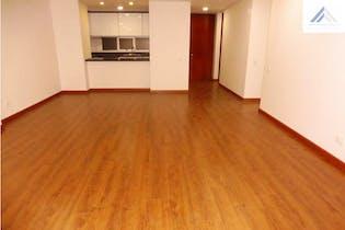 Apartamento en venta en Chicó, Cuenta con 3 habitaciones-125mt2