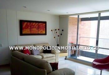 Apartamento En Sector Vegas De San Jose, Sabaneta -3 Habitaciones