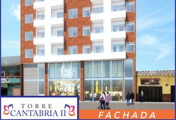 Cantabria II, Apartamentos en venta en Caldas de 1-2 hab.