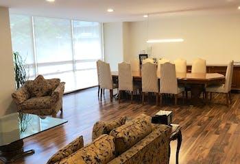 Departamento en venta en Polanco I Sección,  215 m²
