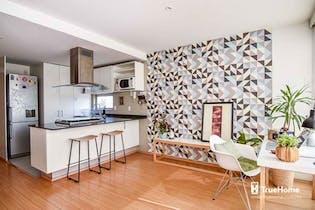 Departamento en venta, Roma Norte 120 m²