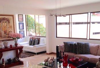 Apartamento de 192m2 en el Poblado, sector Alejandría