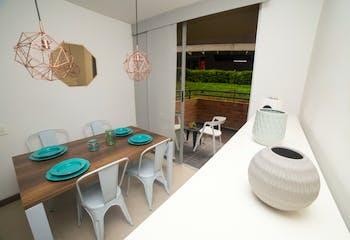 Vivienda nueva, Aguas del Bosque, Apartamentos nuevos en venta en Suramérica con 3 hab.