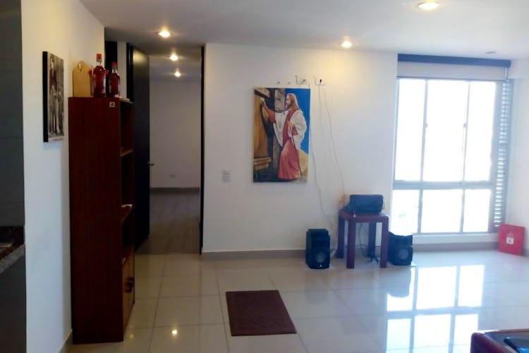 Portada Apartamento en Bogotá, San Joaquín - con dos habitaciones