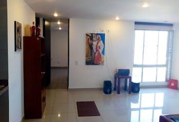 Apartamento en Bogotá, San Joaquín - con dos habitaciones