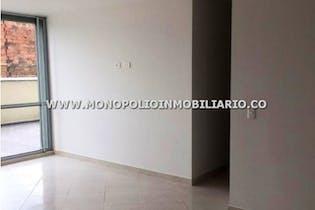 Apartamento en venta en Sector San Gabriel, Itagui, Con 3 Habitaciones-89mt2