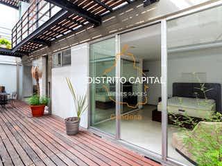 Departamento en venta en Colonia Cuauhtémoc 98m²