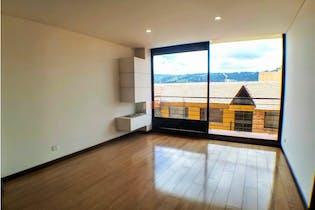 Apartamento en Chia, Cundinamarca con chimena y balcón