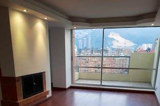 Apartamento en Caobos Salazar - 166 mts, 2 parqueaderos, gimnasio.