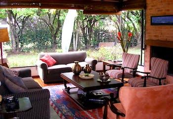 Casa En Chia, Chia, 4 Habitaciones- 370m2.