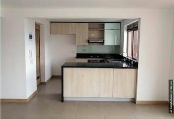 Apartamento en venta en Loma De Los Bernal de 3 alcobas