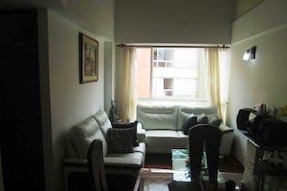 Apartamento en Horizontes Norte, Usaquen duplex con tres alcobas