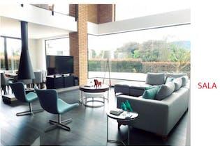 Casa duplex en Tenjo con 4 habitaciones y terraza.
