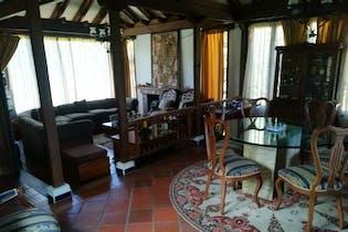 Casa en la Calera, Cundinamarca con 3 habitaciones.