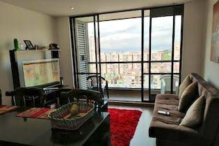Apartamento en venta en Barrio Colina Campestre 58m²
